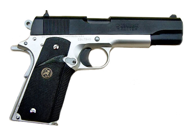 Пистолет Colt Combat Elite