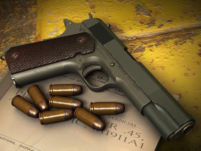 """пистолета """"Кольт"""" М1911"""
